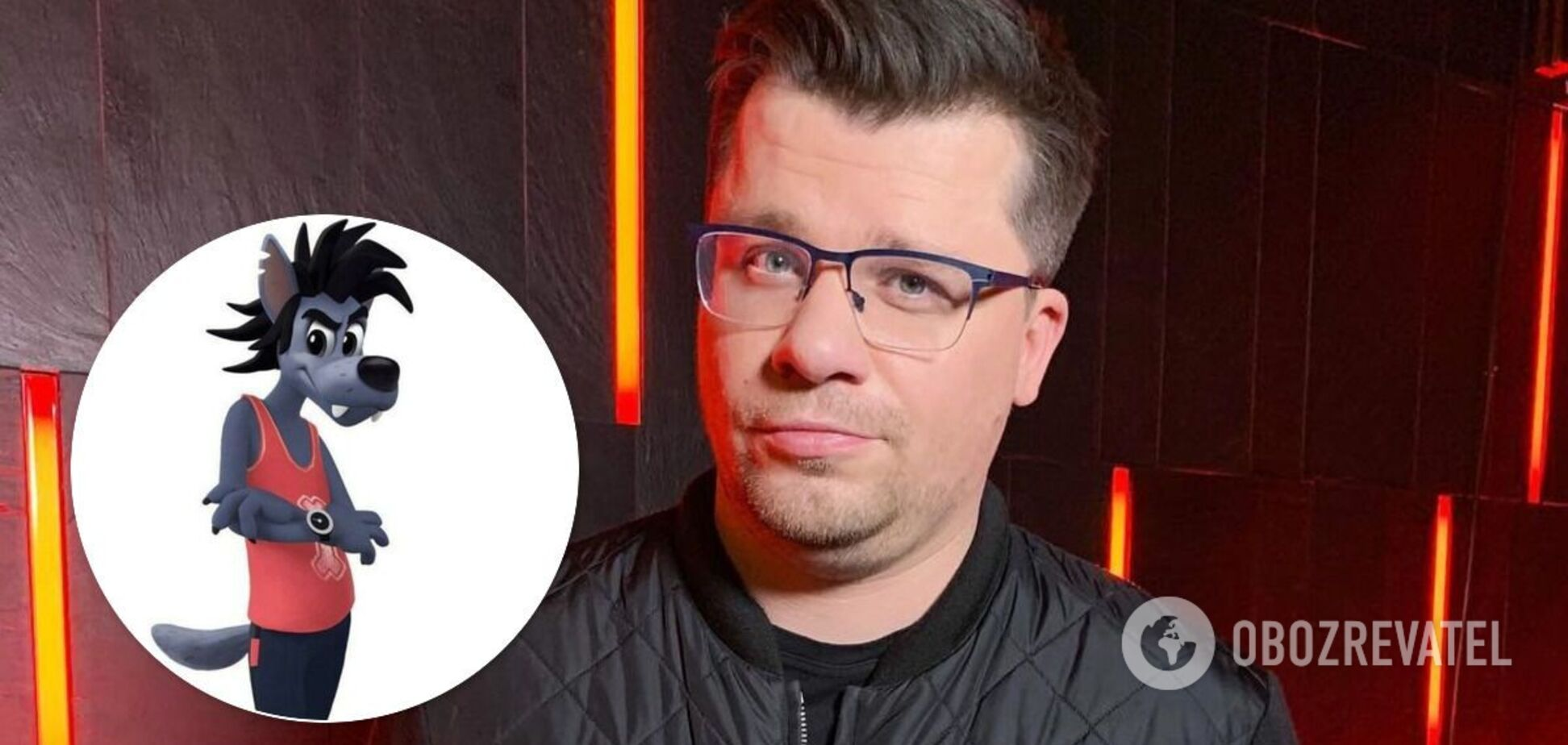 Новая версия 'Ну, погоди!' вызвала споры из-за Гарика Харламова