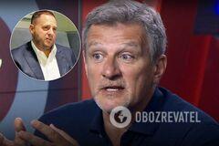 Пальчевський розповів, як обговорював з Єрмаком спецоперацію щодо 'вагнерівців'