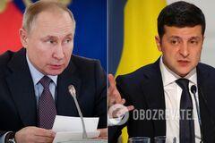 Зеленский о Путине: о начале дружеских отношений очень рано говорить