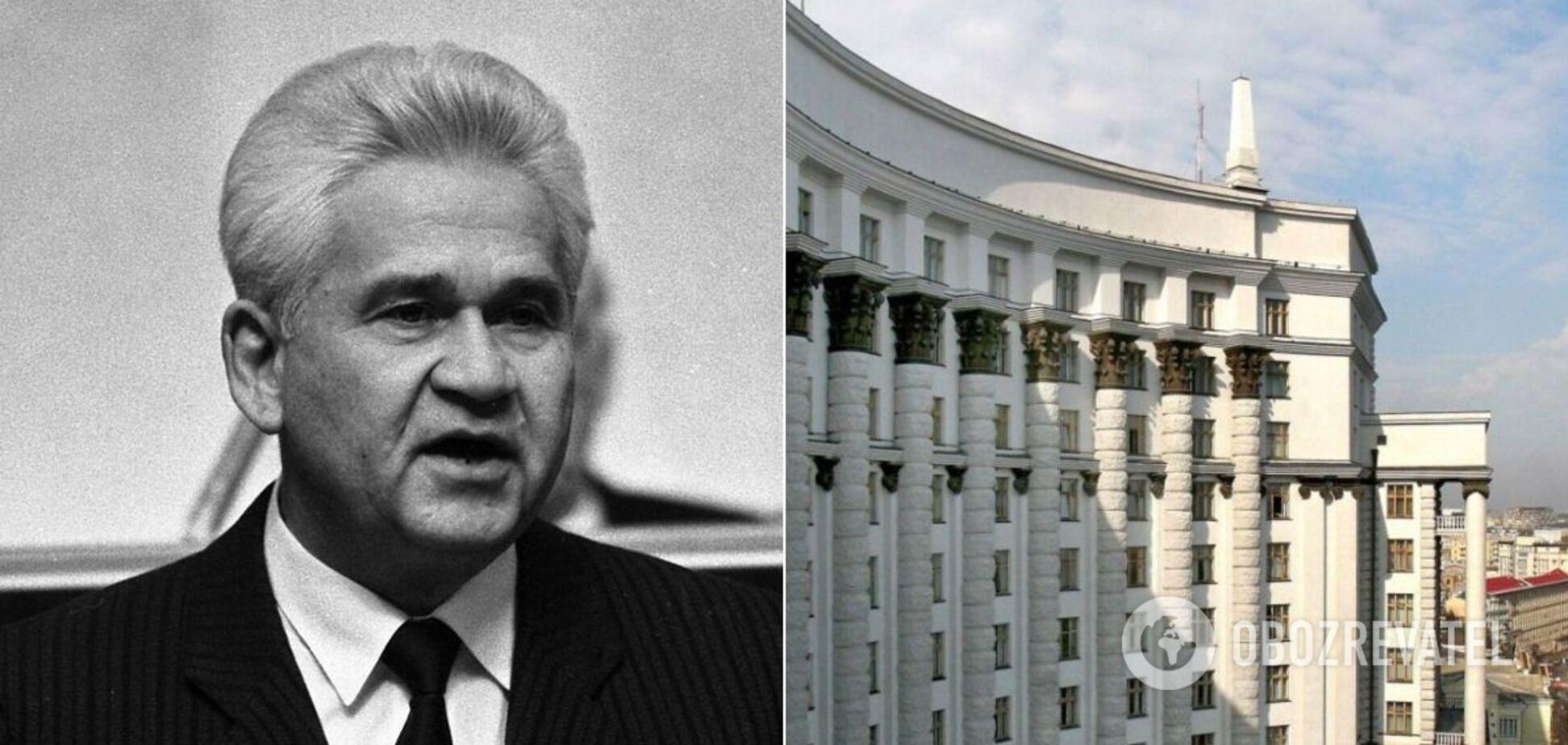 Першим прем'єр-міністром незалежної України став Вітольд Фокін