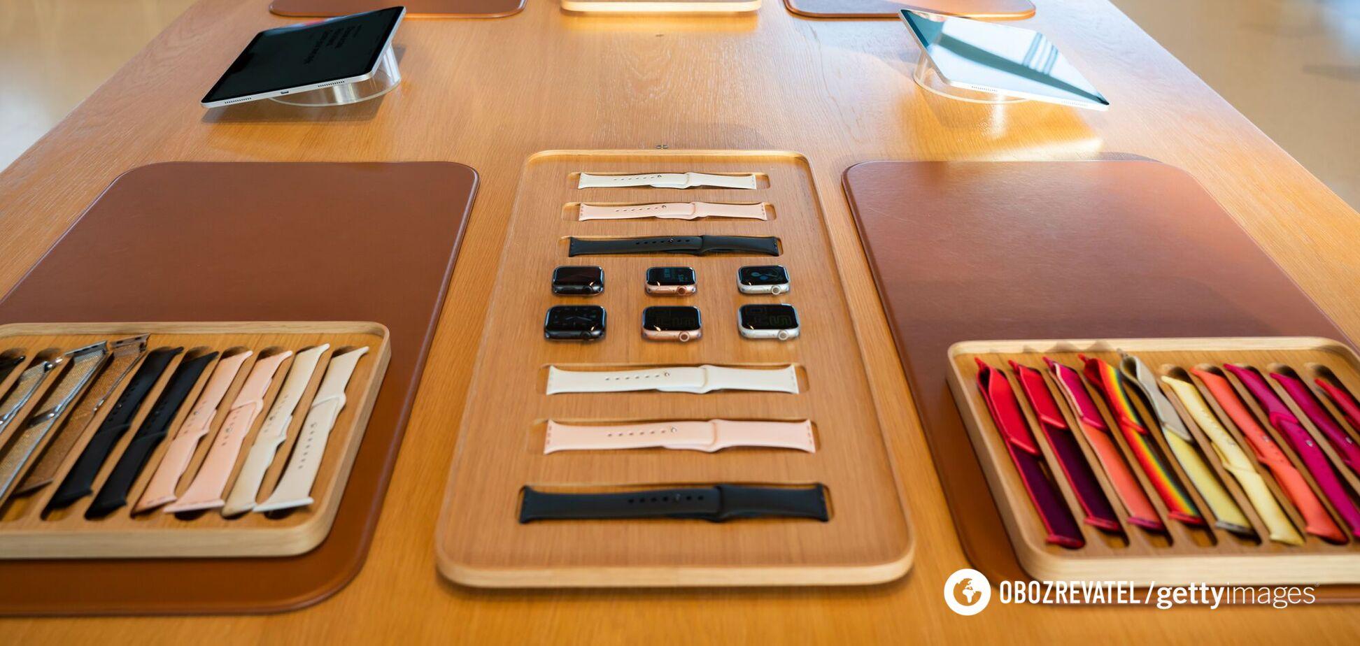 Презентація Apple: у мережу злили дані про нові iPad та Watch SE