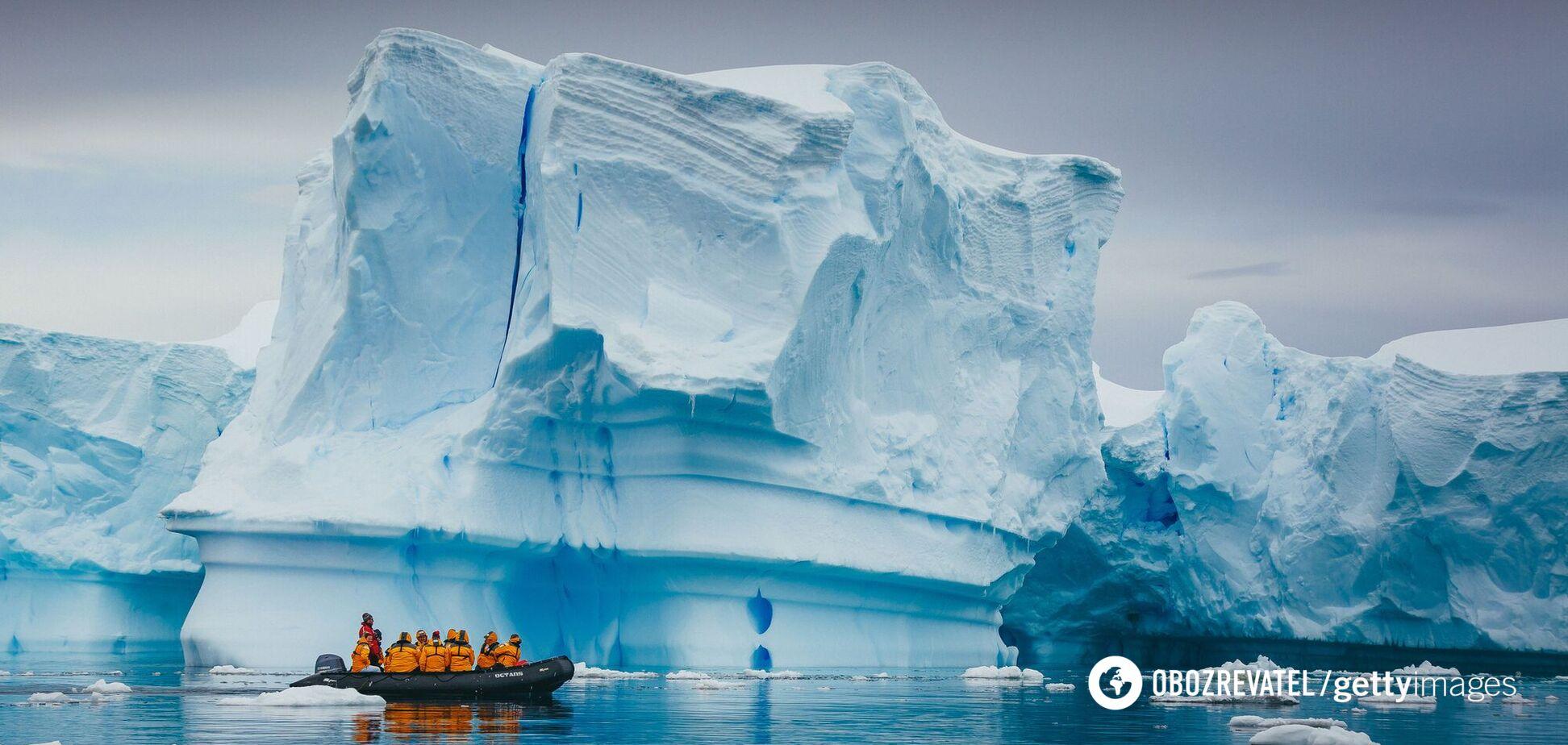 Розтанув найбільший айсберг на планеті