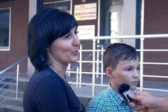 Мальчик, сбитый кандидатом в мэры в Кривом Роге, и его мама
