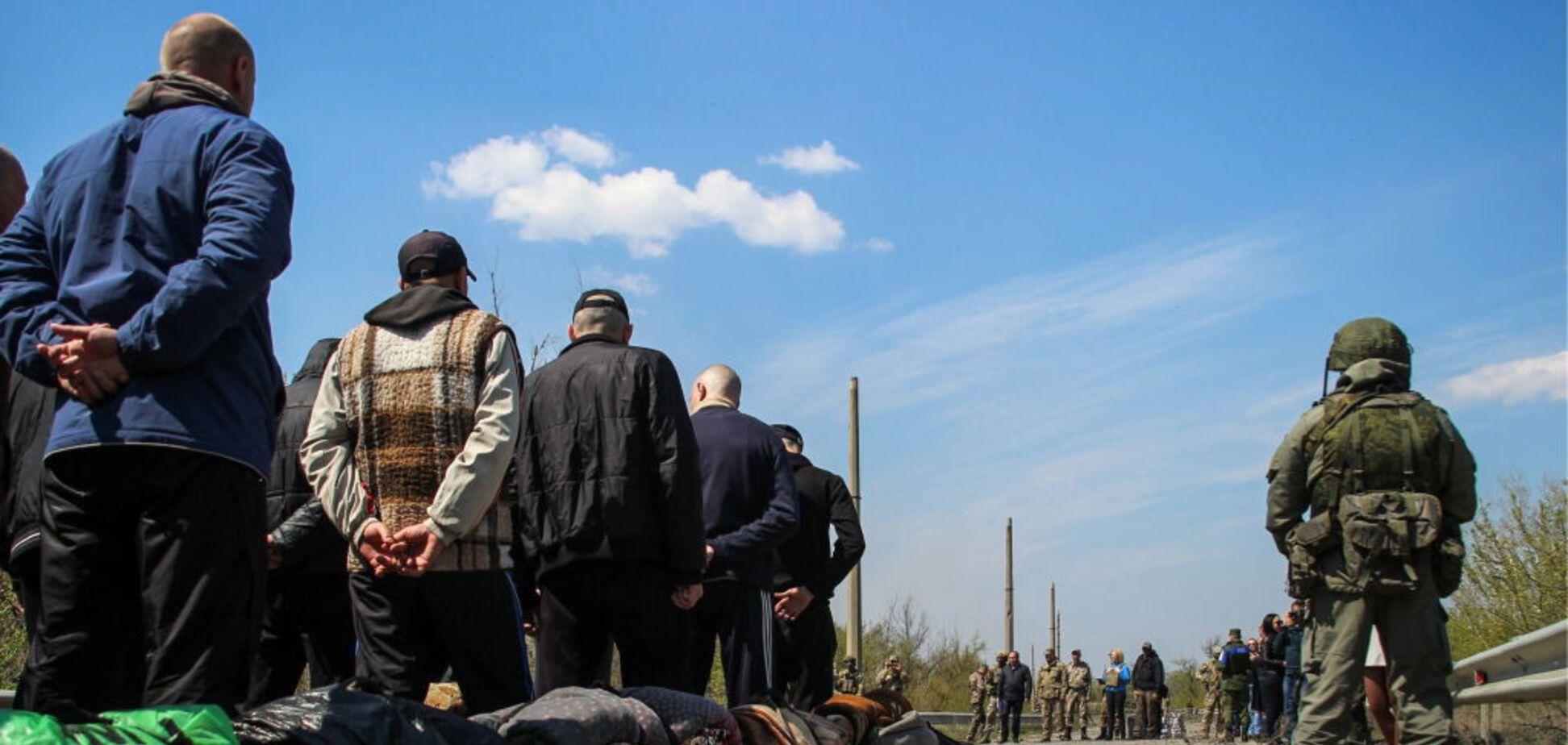 Терористи на Донбасі хочуть зірвати обмін полоненими