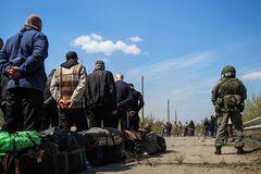 Террористы на Донбассе хотят сорвать обмен пленными