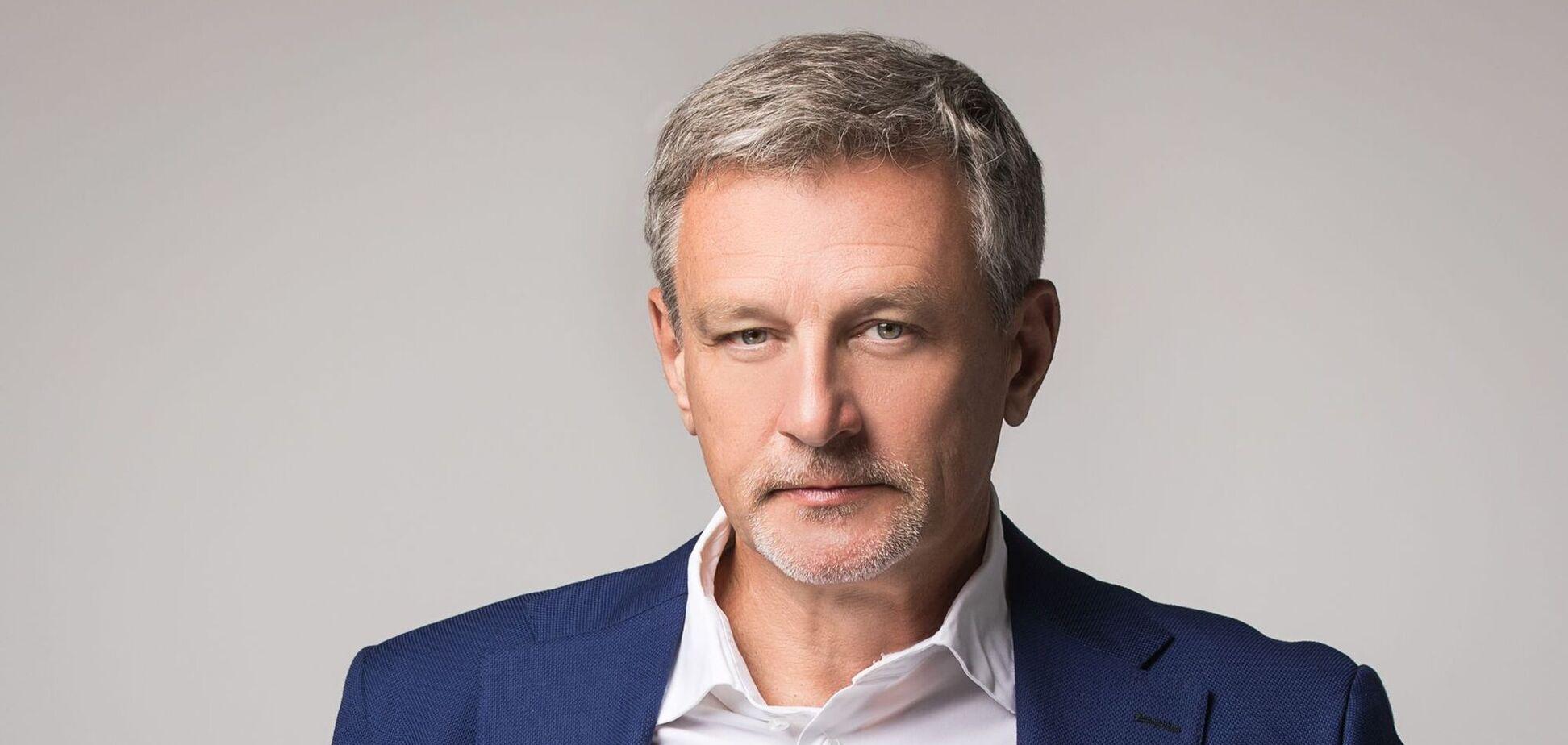 Пальчевський пристав на пропозицію висунути свою кандидатуру на посаду мера Києва. Фото: Місто