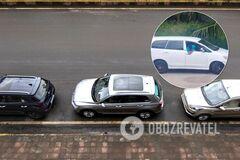 Обычный водитель показал верх мастерства параллельной парковки
