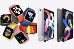 Apple показує свої нові продукти