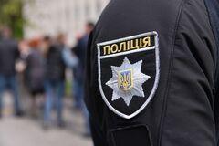 На Днепропетровщине патрульный пытал человека при задержании. Фото