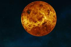На Венере могут быть живые микроогранизмы