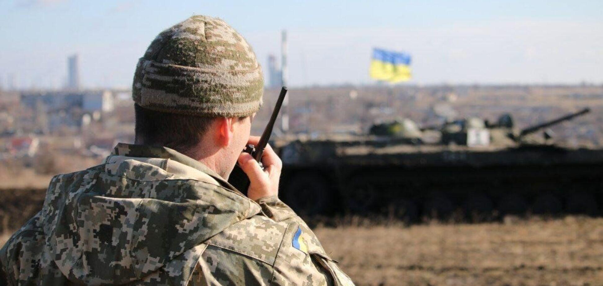 Військовий розповів про цілі інспекції позицій ВСУ біля Шумів