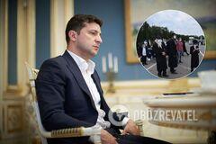 Ситуація з хасидами на кордоні України