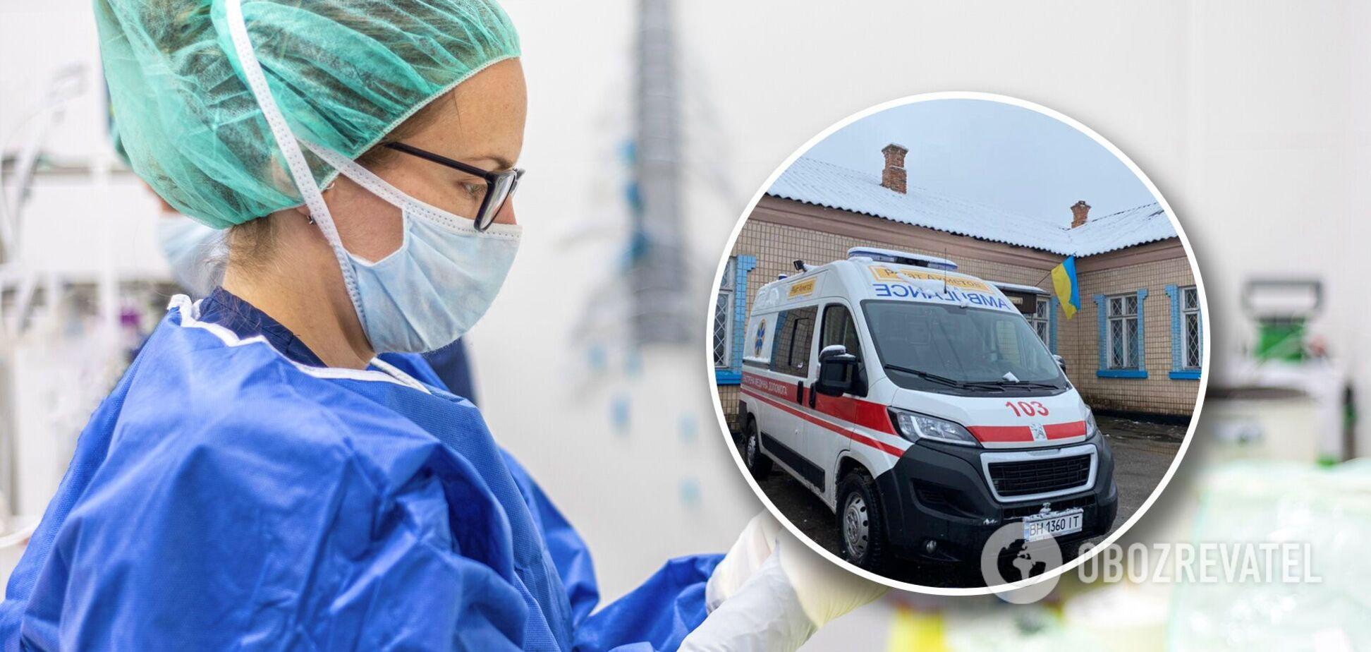Эпидемия коронавируса на Одесчине