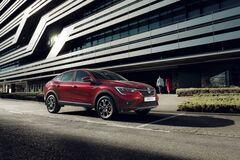 Купе-кроссовер Renault из Запорожья: подробности и цены