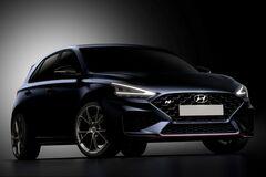 Hyundai показал обновленый 'хот-хэтч' i30 N