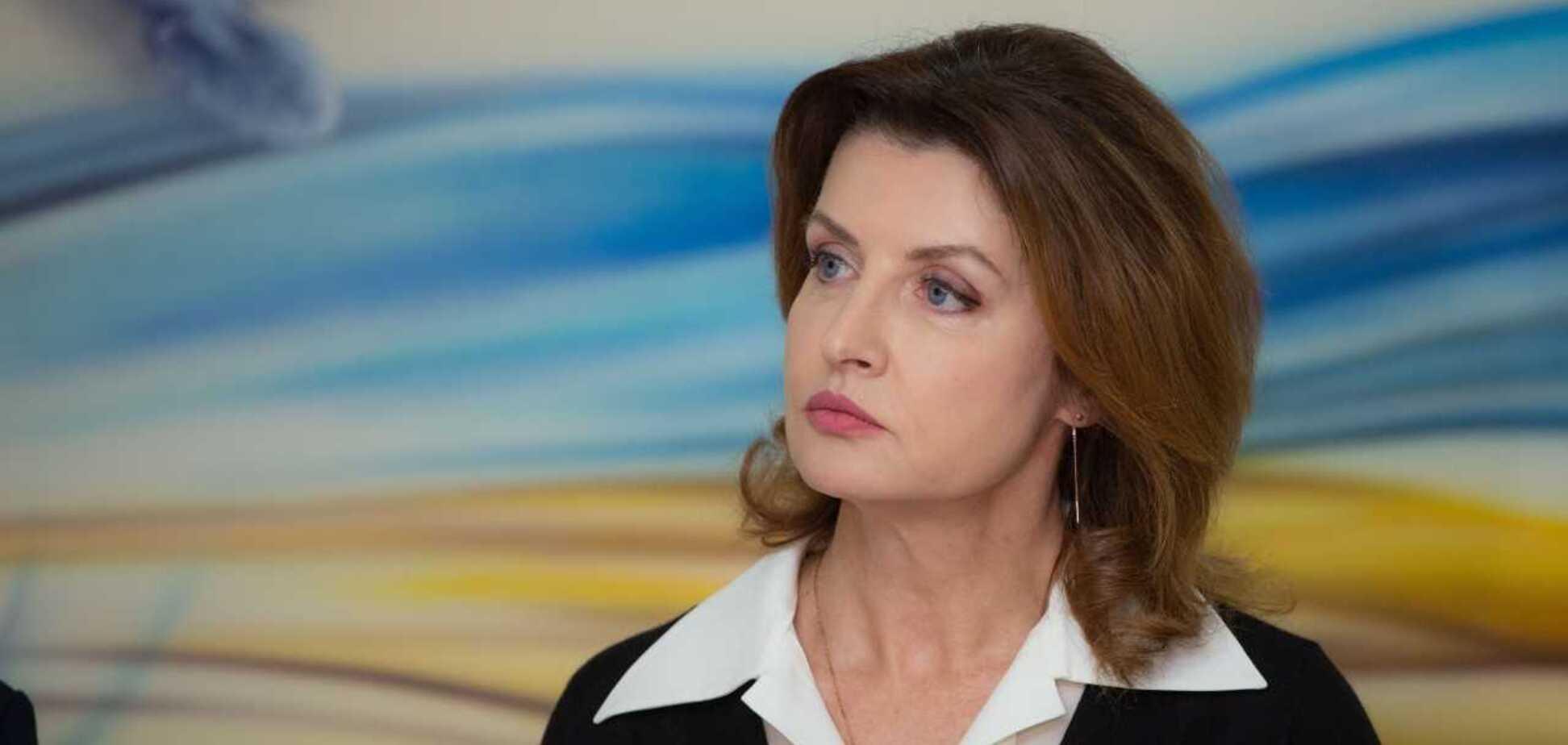Марина Порошенко возглавила список ЕС на выборах в Киевсовет