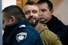 Андрей Антоненко подал в ЕСПЧ заявление против Украины