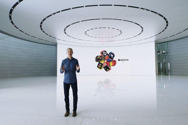 Apple представилановые Watch Series 6 и iPad нового поколения