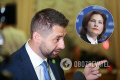 Арахамия заявил, что Венедиктовой стоило подписать подозрение Юрченко