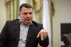 Артем Сытник фактически утратил легитимность как руководитель бюро. Фото: Liga.net