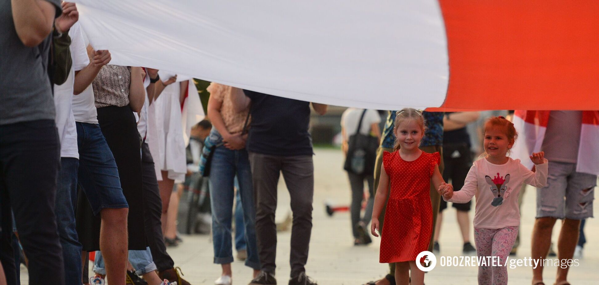 Разведка России обвинила США в организации протестов в Беларуси
