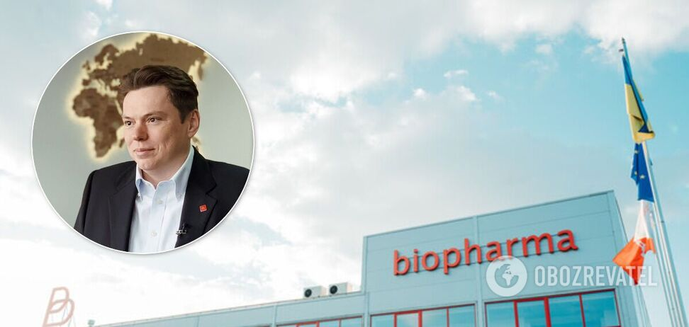 Президент 'Біофарми' Костянтин Єфименко