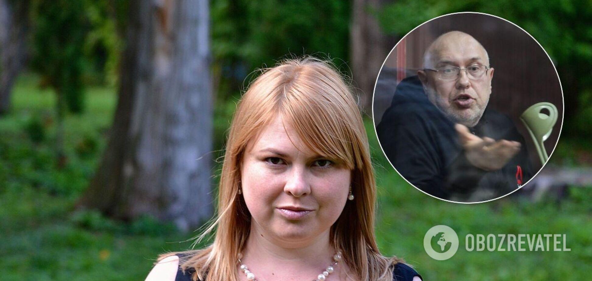 Екатерина Гандзюк и Игорь Павловский