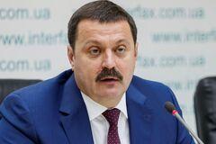 Андрей Деркач на пресс-конференции