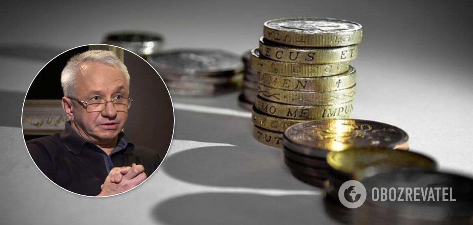 Олексій Кучеренко закликав владу підтримати малий бізнес, а не обкладати його надмірними податками. Джерело: Колаж