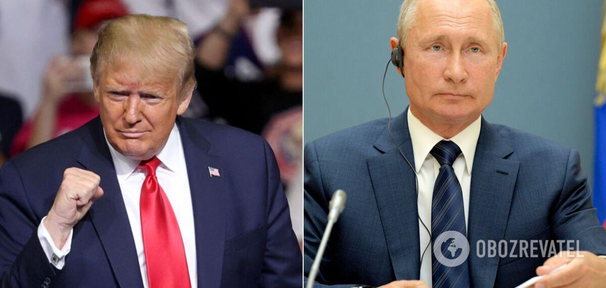 Трамп не вірив у свою перемогу, але вірив що побудує пентхаус для Путіна?