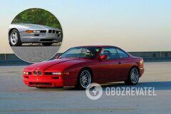 Легендарную BMW 90-х продали почти за $150 000