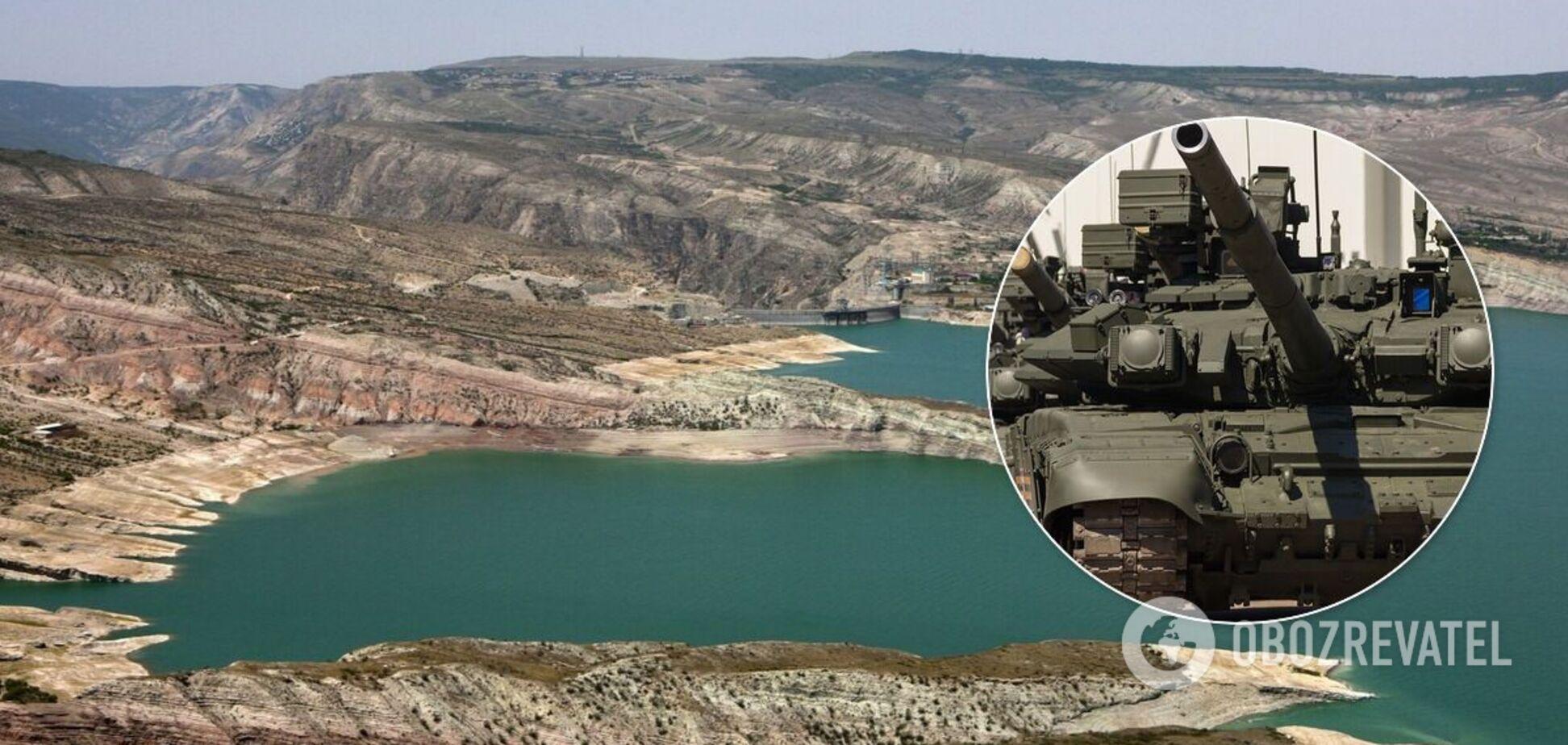 Куніцин – про можливу провокацію через воду в Криму: нам потрібно мати там Збройні сили