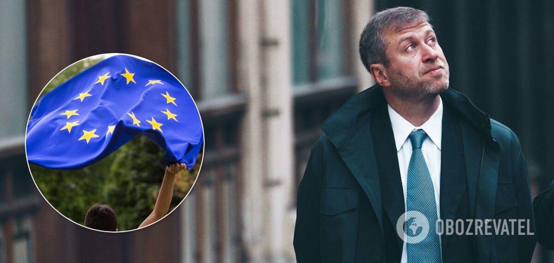 Проти Абрамовича можуть ввести санкції ЄС – ЗМІ