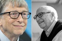Билл Гейтс старший умер