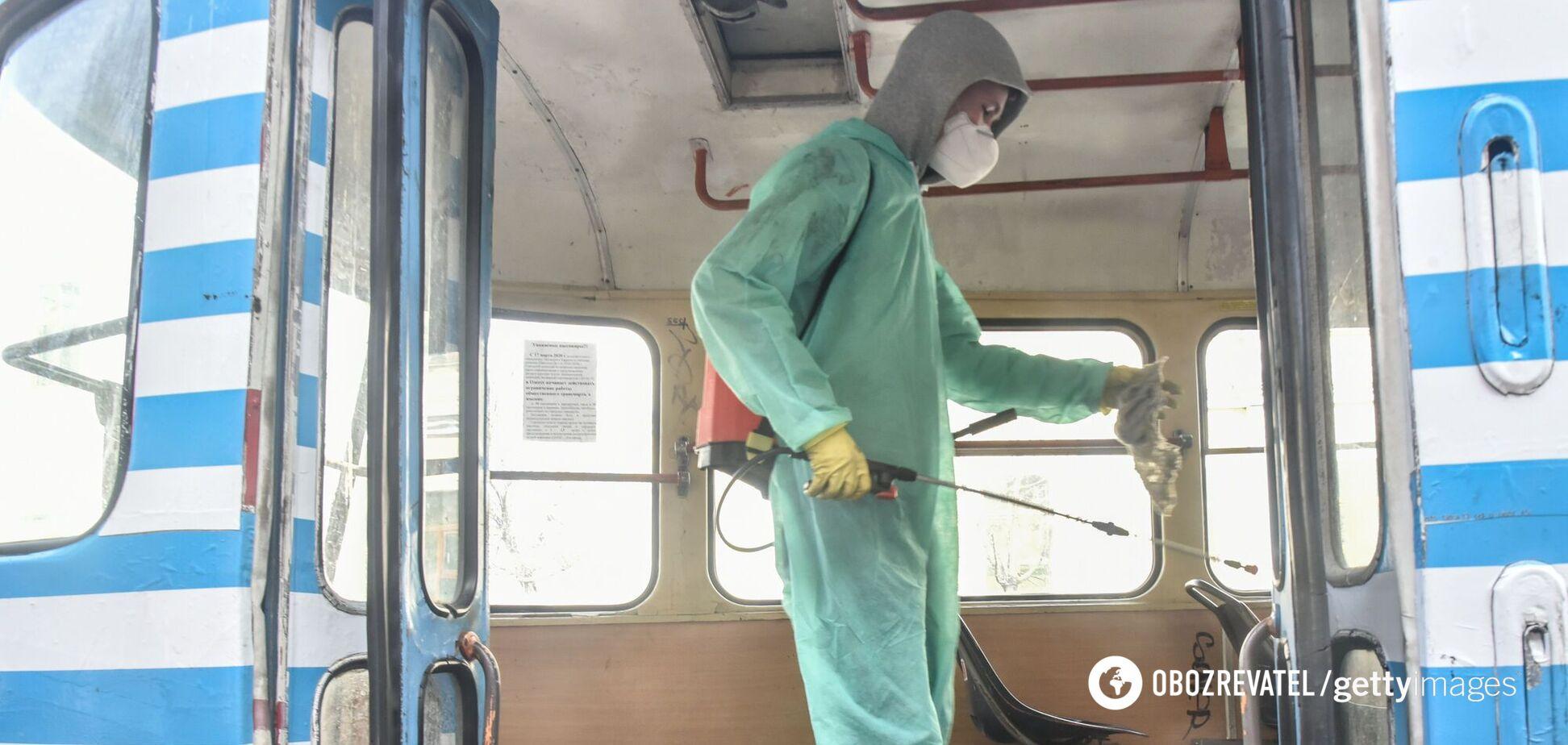 Эпидемия коронавируса в Одессе
