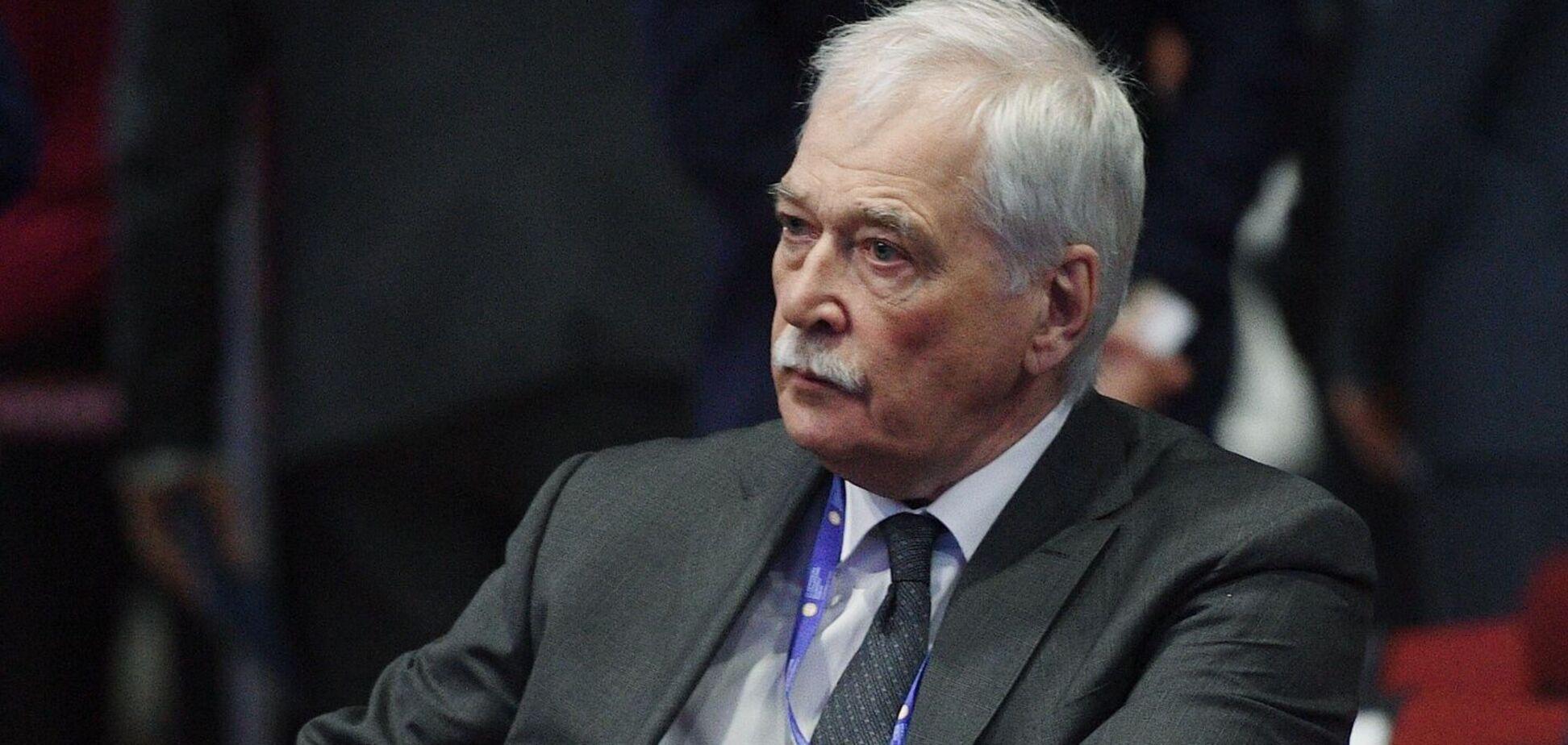 Гризлов заявив, що Україна відмовилася від спільного інспектування на Донбасі