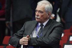 Грызлов заявил, что Украина отказалась от совместного инспектирования на Донбассе