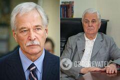 Леонид Кравчук потребовал извинений от Бориса Грызлова