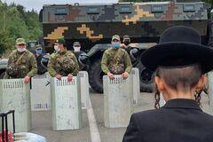 ОПУ звернувся до влади Білорусі через хасидів на кордоні