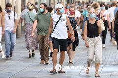 В Украине изменили критерии карантинных зон