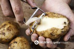 Эксперты предупредили об опасности картошки с пятнами