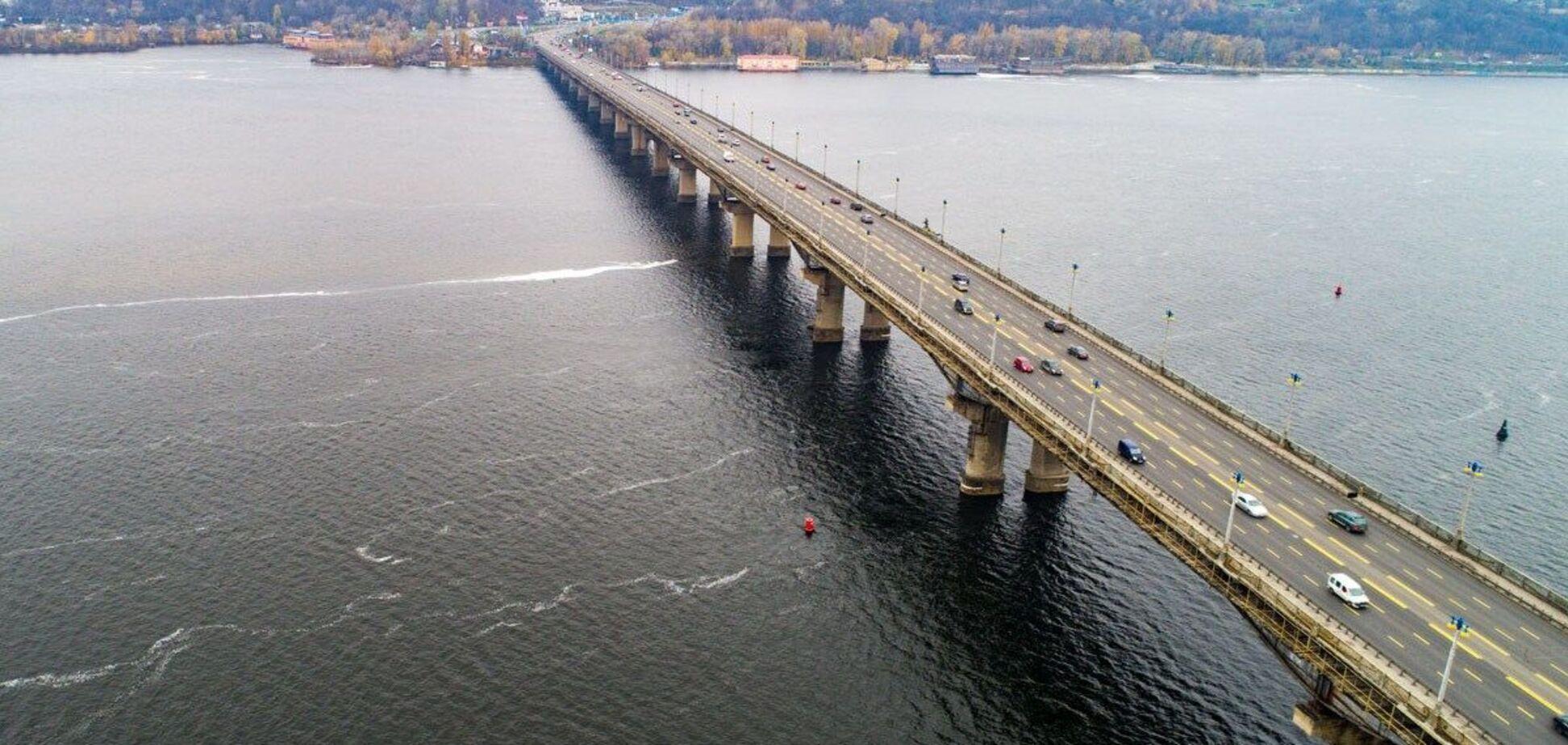 Мост Патона отремонтируют до конца 2025 года