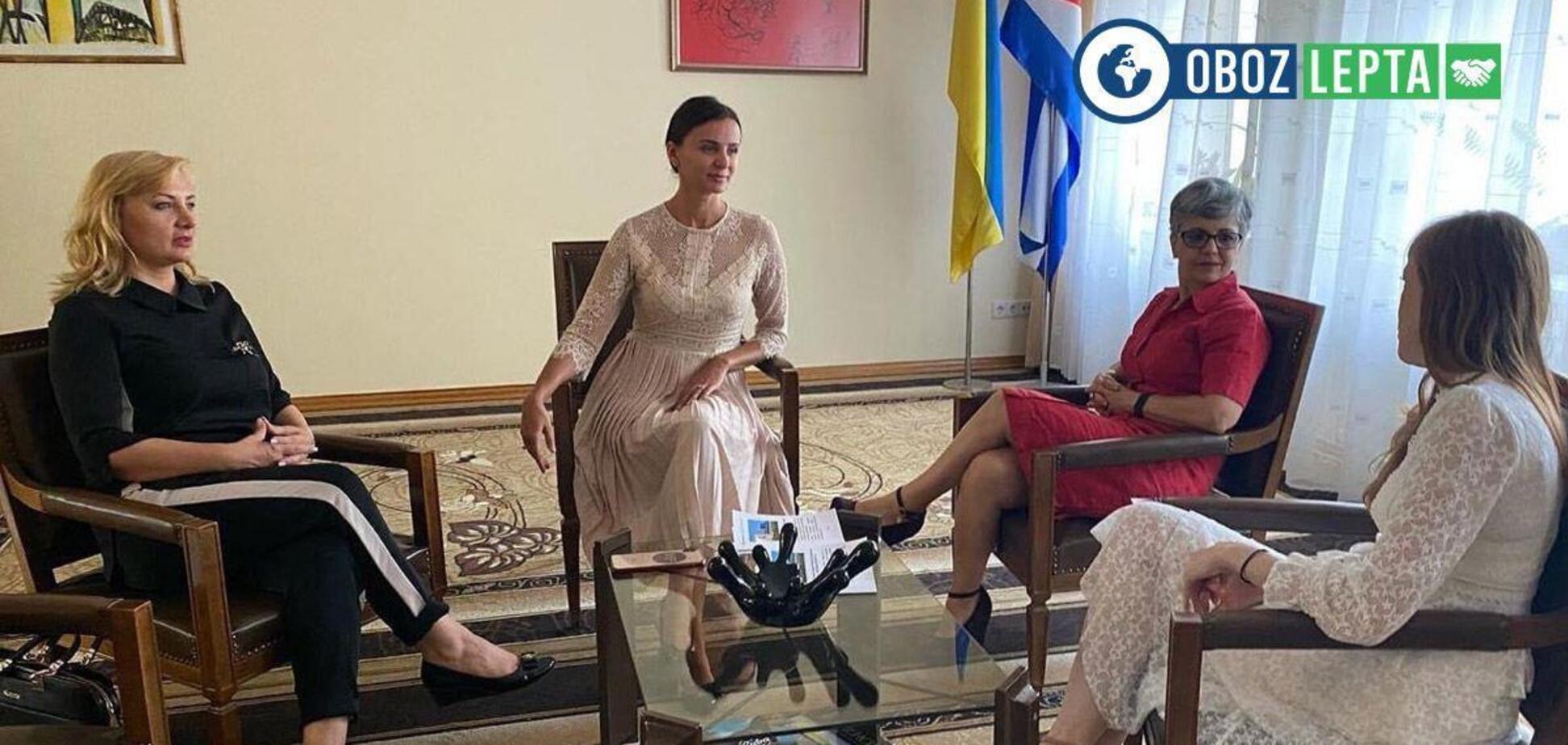 Женские организации поддержали проект Lepta