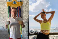 Олег Верняев и Влада Никольченко