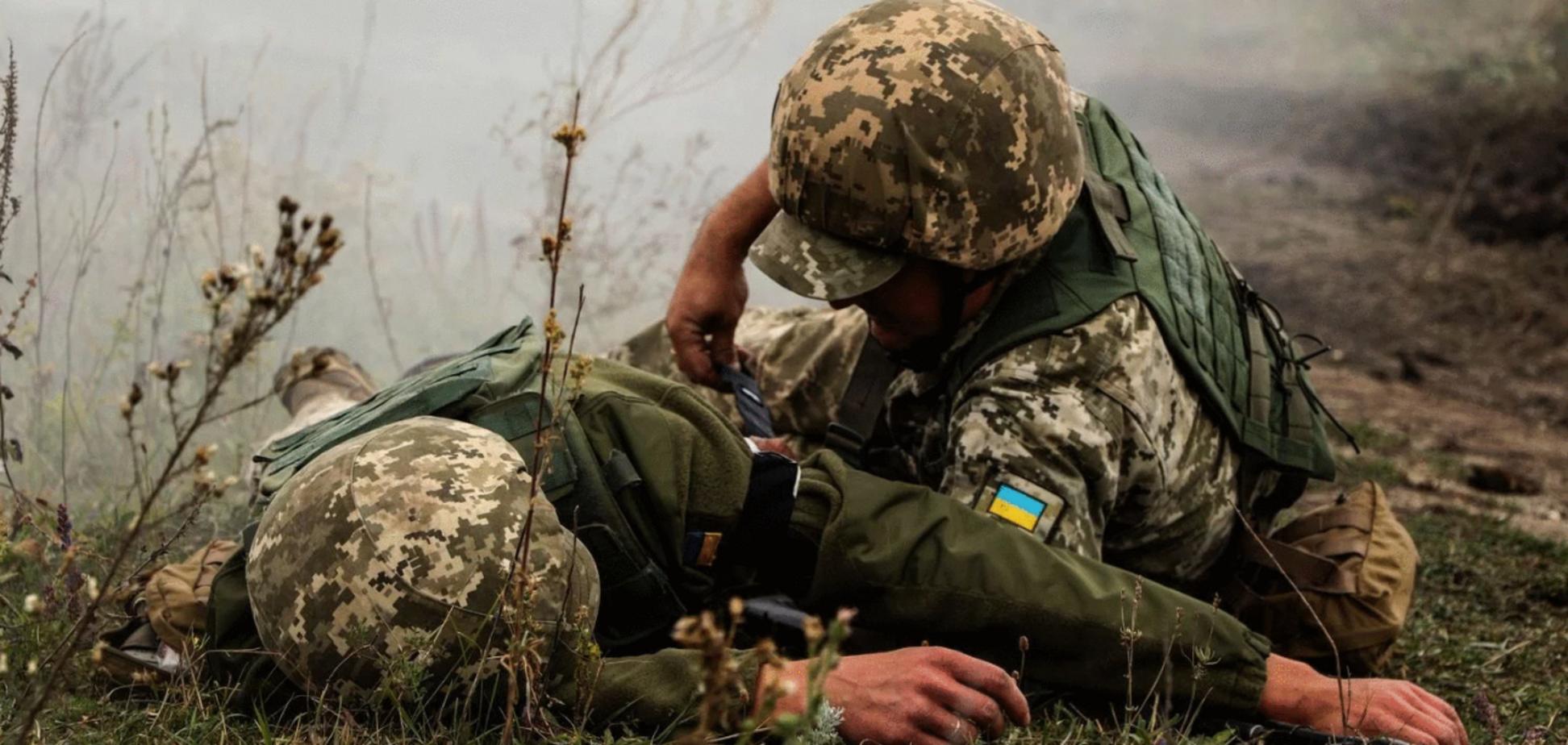 На Донбасі через нещасний випадок загинув воїн ЗСУ