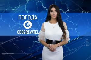 Погода в Україні на суботу, 19 вересня з Алісою Мярковською