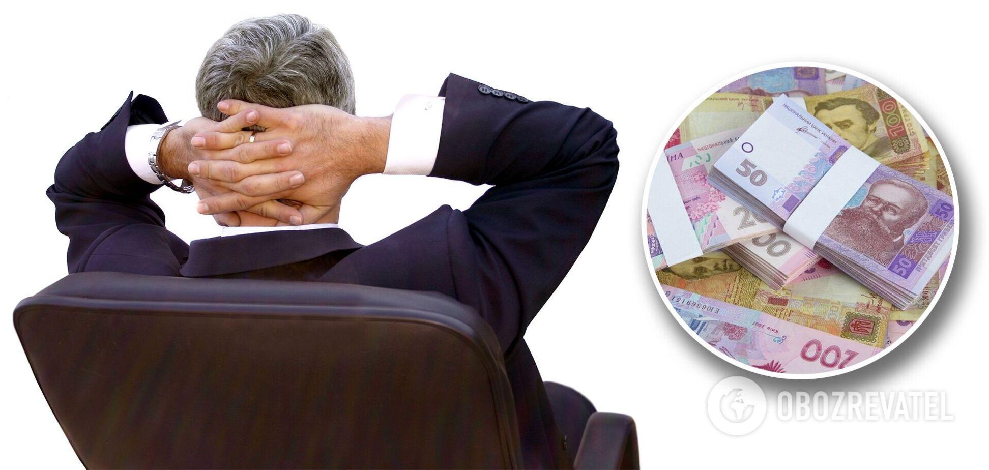 В Україні шукають чиновників на зарплату від 5000 грн, але отримують вони втричі більше