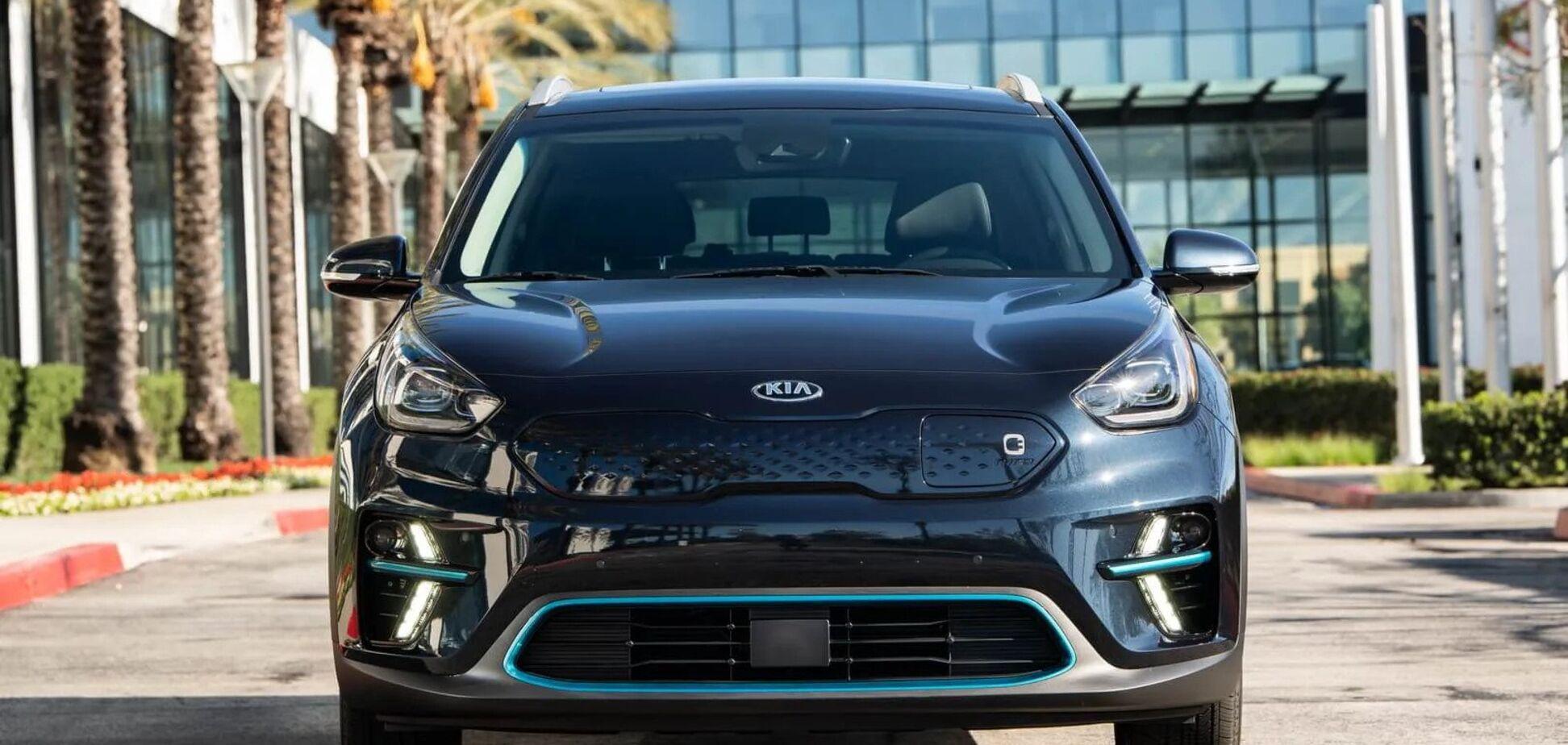Число семь поможет Kia с выпуском электромобилей