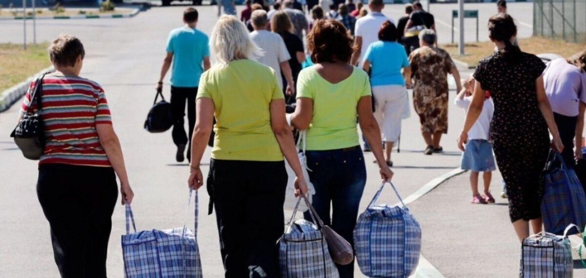 Рада звільнила переселенців від сплати туристичного збору