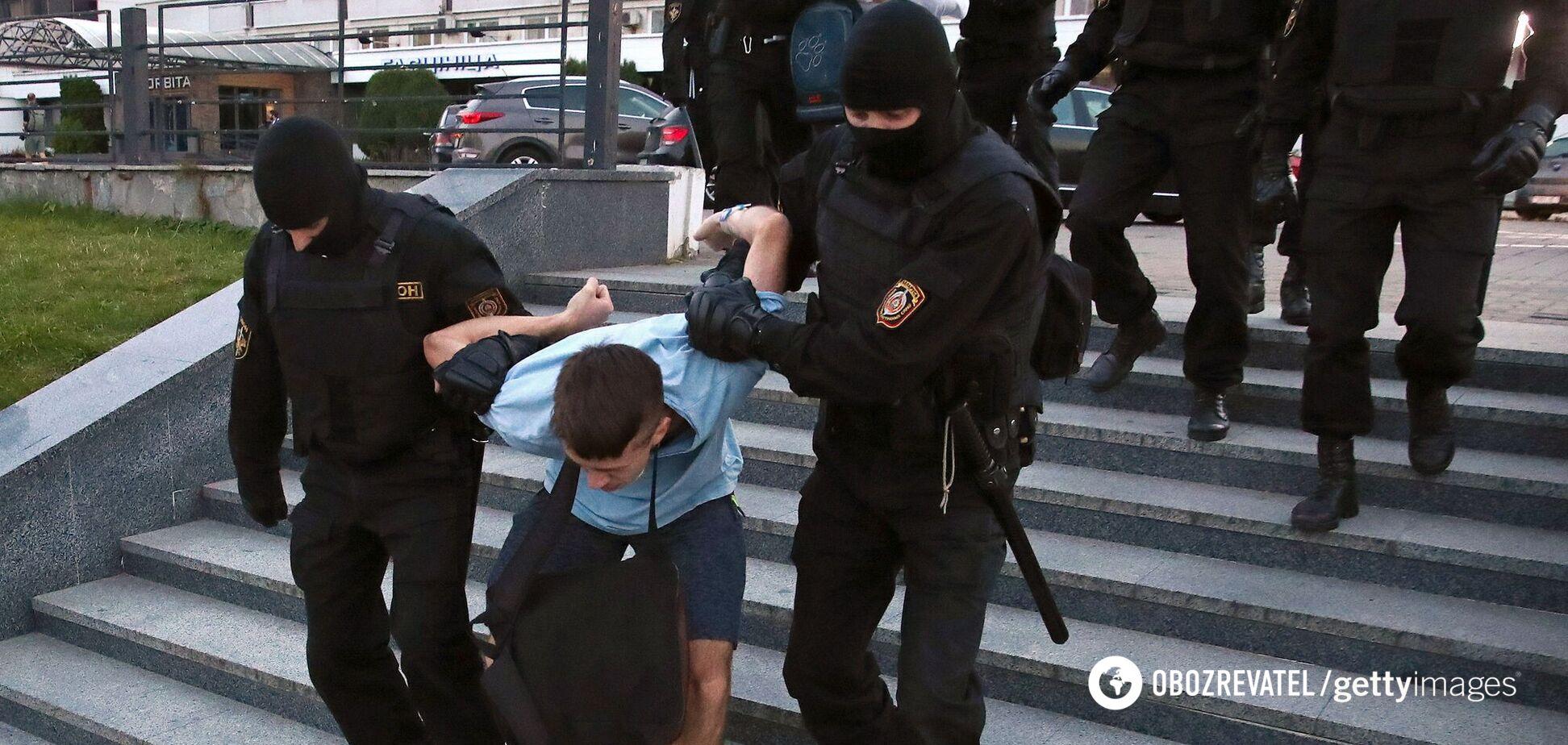 В Беларуси задержали и судили глухонемого парня. Иллюстрация